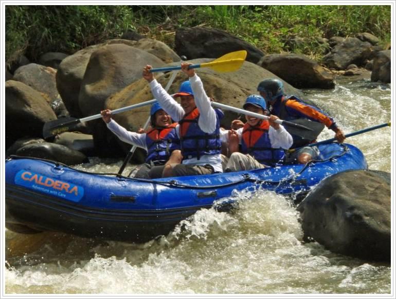 rafting kasembon malang