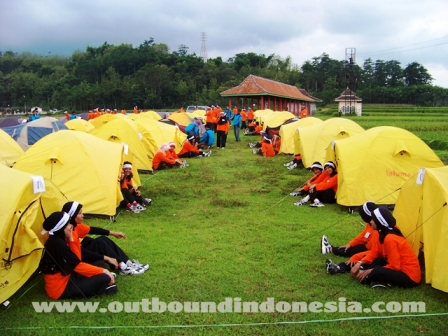 Outbound di Kasembon